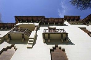 Vista parcial de la casa Pons i Tusquets, 2012 (ACGAX. Col·lecció d'imatges de l'ACGAX. Autor: Pep Sau)