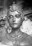 Cap de la gegantessa de Calella, 1935 (ACGAX. Fons Sadurní Brunet Pi. Autor: Sadurní Brunet)
