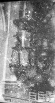 Trona de l'església de Santa Eulàlia de Noves, a Garriguella, 1941 (ACGAX. Fons Sadurní Brunet Pi. Autor: Sadurní Brunet)