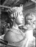 Caps dels gegants de Calella, 1935 (ACGAX. Fons Sadurní Brunet Pi. Autor: Sadurní Brunet)