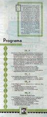 Programa de la Festa Major de Garriguella, 1941