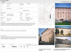 Fitxa del Catàleg d'edificis singulars d'Olot