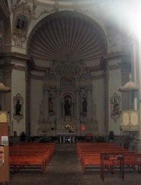 Església de Santa Eulàlia de Noves, a Garriguella, 2007 (foto Wikicommons)