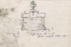Projecte de reforma de la pica del mas Quintà, a Maçanet de Cabrenys, 1947
