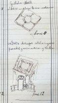 Anotacions de treballs per a Gustau Martí, 1911 (ACGAX. Fons Sadurní Brunet Pi. Dietaris)