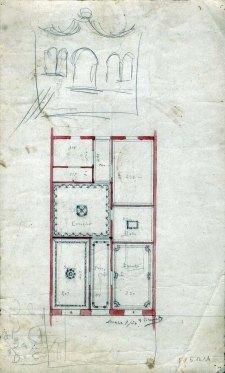 Projecte decoratiu d'una casa sense localitzar, a Barcelona, entre 1908 i 1912
