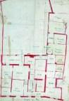Plànol del domicili de la família Brunet Forasté al carrer de la Proa, a Olot, c. 1931