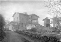 Vista general de can Masdavall, c.1915 (ACGAX. Fons Sadurni Brunet Pi. Autor: Sadurní Brunet)